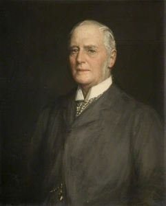 John Lavery - The Right Honourable William Kenrick