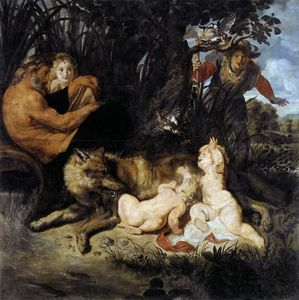 Peter Paul Rubens - Romulus and Remus