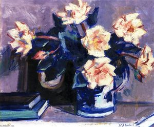 Francis Campbell Boileau Cadell - Roses