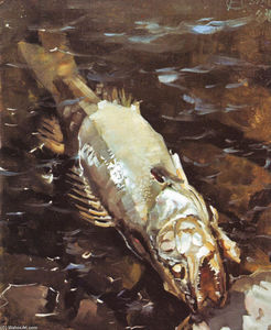 Akseli Gallen Kallela - Rotting Fish