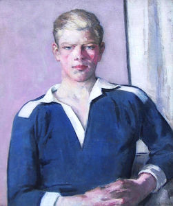 Francis Campbell Boileau Cadell - The Rugby Player