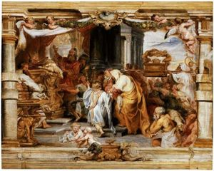 Peter Paul Rubens - The Sacrifice of the Old Covenant