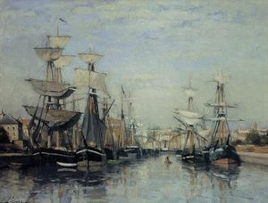 Stanislas Lepine - The Saint Pierre Basin
