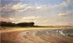 Thomas Worthington Whittredge - Second Beach