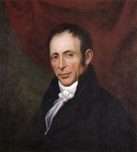 Charles Peale Polk - Self Portrait