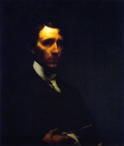Elliott Dangerfield - Self-Portrait