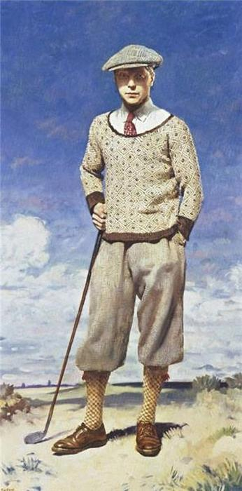 Self-Portrait, 1924 by William Newenham Montague Orpen (1878-1931, Ireland)