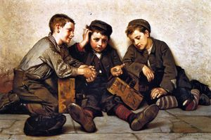 John George Brown - Short