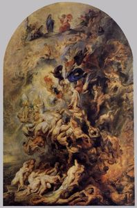 Peter Paul Rubens - Small Last Judgement