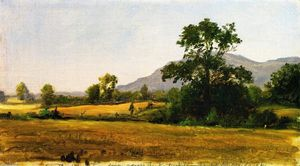 Thomas Worthington Whittredge - South Mountain, Catskills