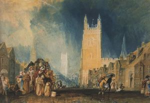 William Turner - Stamford, Lincolnshire