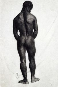 Charles Ethan Porter - Standing Male Nude