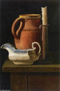 Order Art Reproduction : Still Life, 1894 by John Frederick Peto (1854-1907, United States) | WahooArt.com