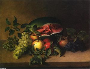 James Peale - Still Life with Fruit