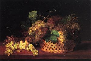 James Peale - Still Life with Grapes