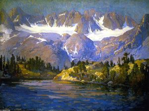 Franz Bischoff - Summit Lake