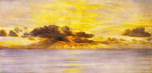 John Edward Brett - Sunset