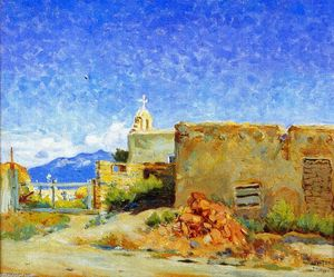 Mathias Joseph Alten - Taos Mission