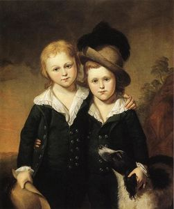 Charles Willson Peale - Thomas and Henry Sergeant