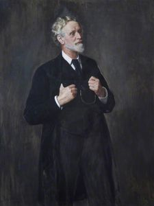 John Maler Collier - Thomas Smith, Surgeon to St Bartholomew's Hospital