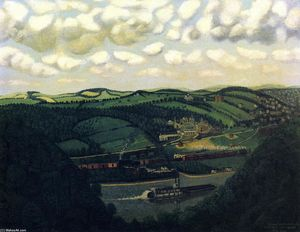 John Kane - Through Coleman Hollow, Up the Allegheny Valley