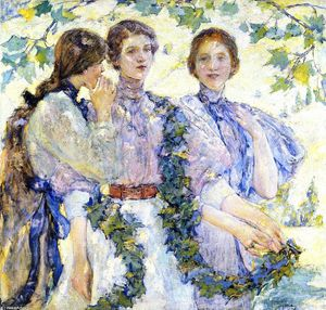 Robert Lewis Reid - The Trio