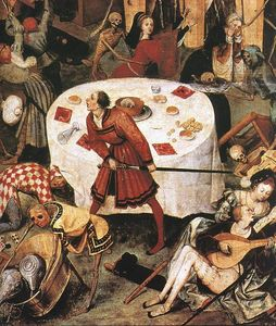 Pieter Bruegel The Elder - The Triumph of Death (detail)