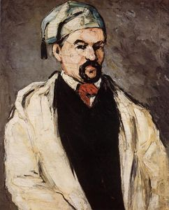Paul Cezanne - Uncle Dominique (also known as Man in a Cotton Hat)