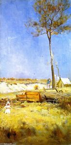 Charles Edward Conder - Under a Southern Sun