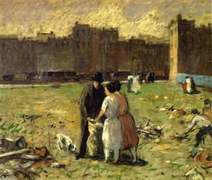 Robert Spencer - Vacant Lot
