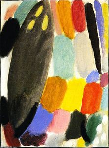 Alexej Georgewitsch Von Jawlensky - Variation: Late Summer