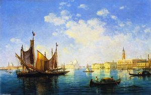 Christopher Pearse Cranch - Venice