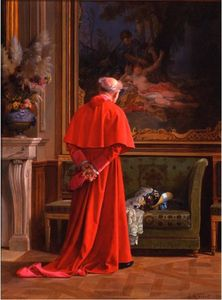 Jehan Georges Vibert - The View