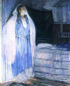 Henry Ossawa Tanner - Virgin and Child