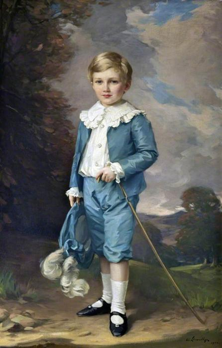 Viscount Molyneux, 1903 by Samuel Henry William Llewellyn | Museum Quality Reproductions | WahooArt.com