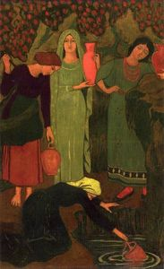 Paul Serusier - The Wait at the Well