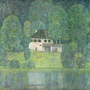 Gustav Klimt - Water Castle