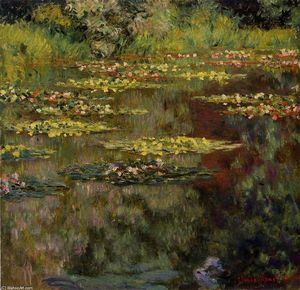 Claude Monet - Water-Lilies (27)