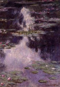 Claude Monet - Water-Lilies (31)