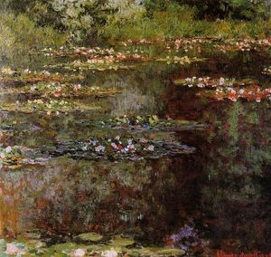 Claude Monet - Water-Lilies (59)