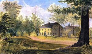 James Madison Alden - The Wayside Inn, Sudbury, Massachusetts