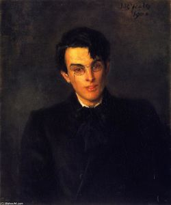 John Butler Yeats - William Butler Yeats