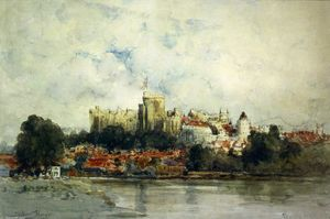 Gilbert Munger - Windsor Castle
