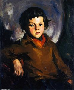 Robert Henri - Young Chevass (Mary Ann Cafferty0