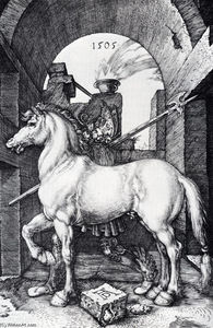 Albrecht Durer - The Small Horse