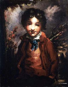 Daniel Gardner - Portrait Of A Boy