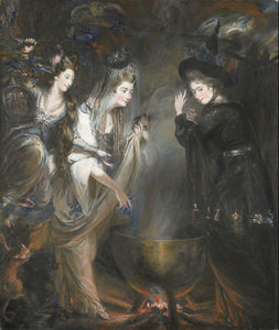 Daniel Gardner - The Three Witches From Shakespeares Macbeth
