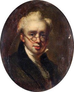 George Chinnery - Self Portrait