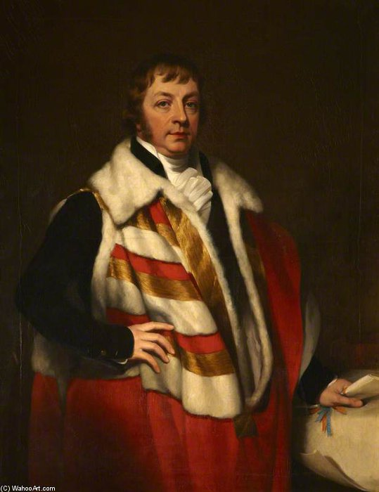 William Willoughby Cole by Nathaniel Hone (1718-1784, Ireland) | Painting Copy | WahooArt.com