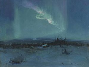 Sydney Mortimer Laurence - Northern Lights